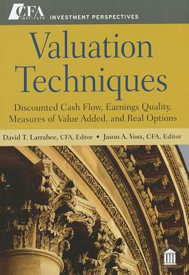 Investment Valuation By Larrabee, David/ Voss, Jason