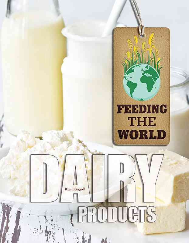 Dairy Products By Etingoff, Kim